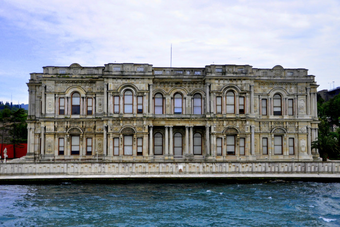 Summer Palace Beylerbeyi Istanbul