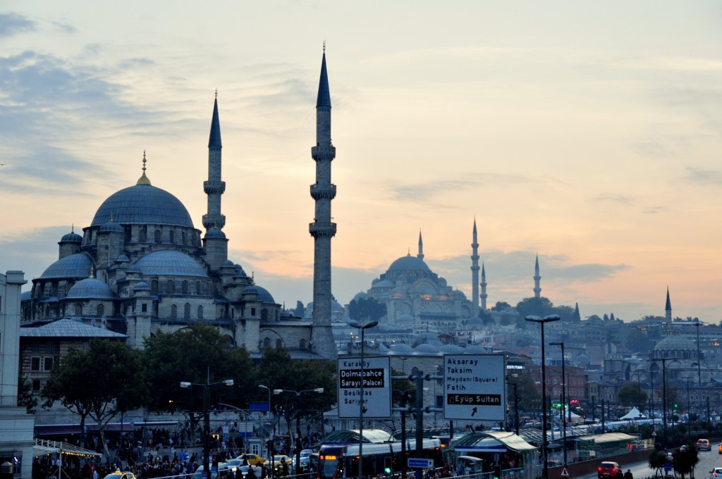 Most Beautiful Mosques Of Istanbul