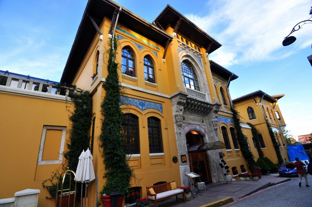 Best 5 Star Hotels in Sultanahmet Istanbul