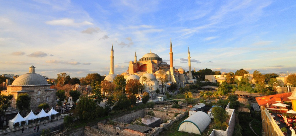 Best Museums To Visit In Istanbul Hagia Sophia