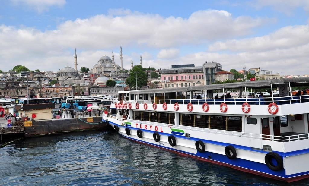 Turyol Bosphorus Cruise Tour Boats