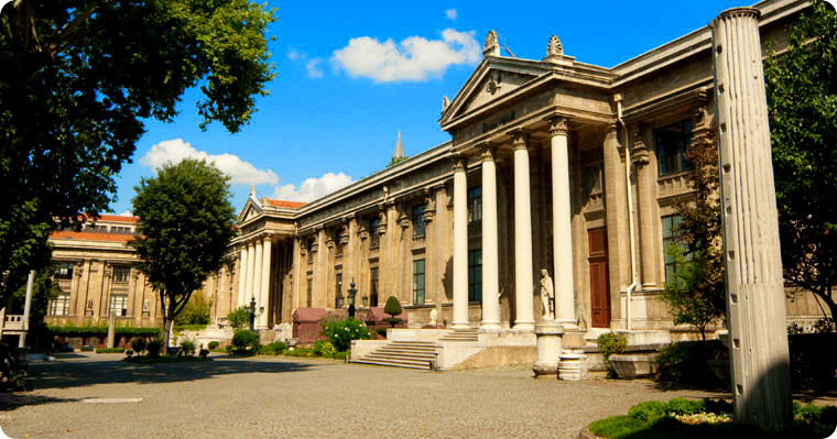Best Museums To Visit In Istanbul Archaeological Museum