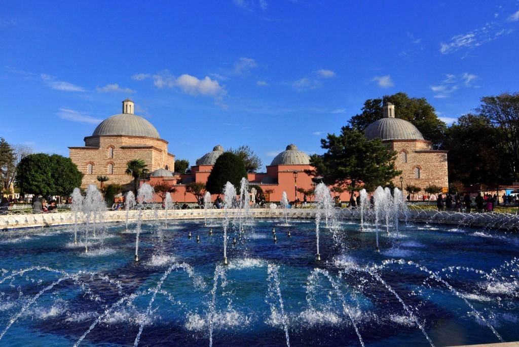 Hagia Sophia Hurrem Sultan Hamam Turkish Bath