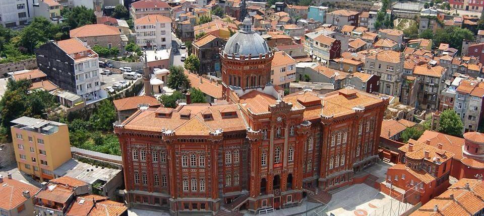Fener Balat guided walking tour