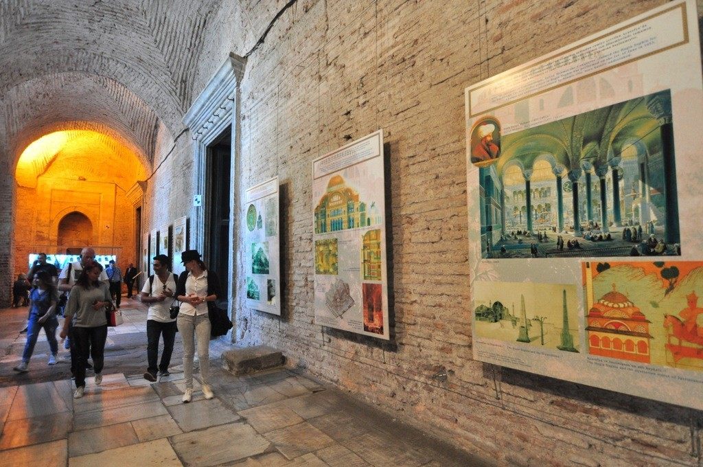 Hagia Sophia information