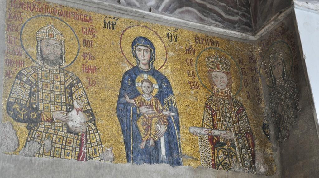 Byzantine Tour