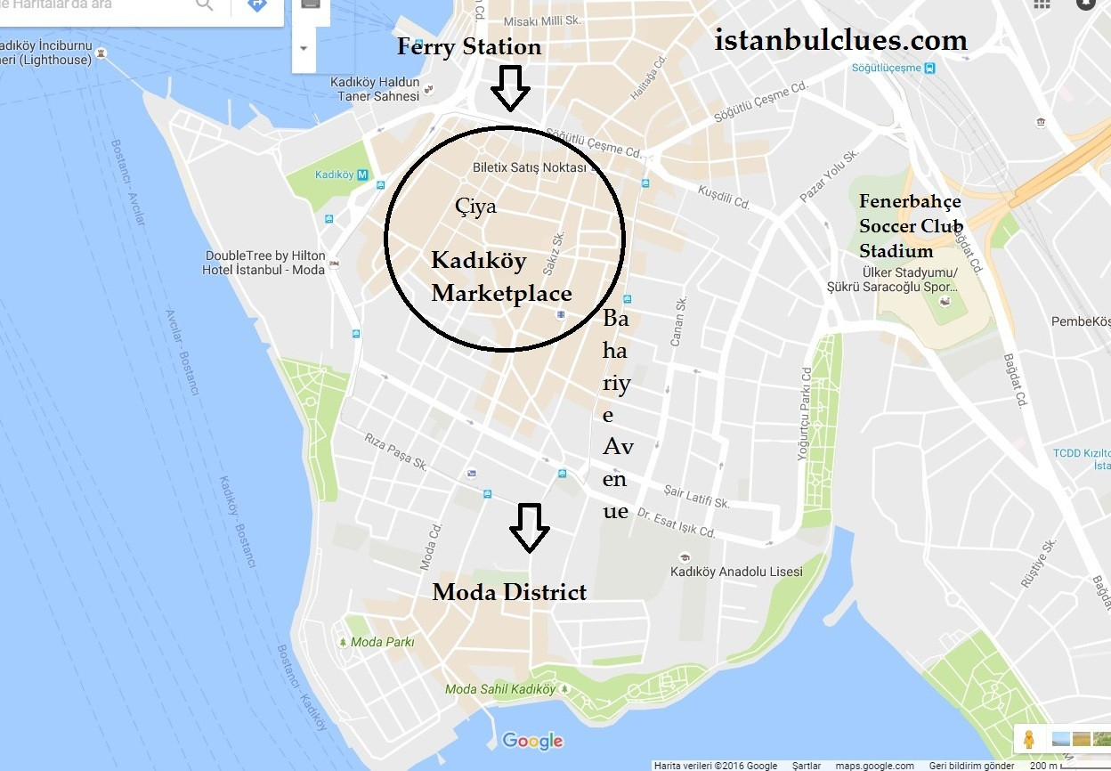 Kadikoy Fish Market Things To Do Where to go and see