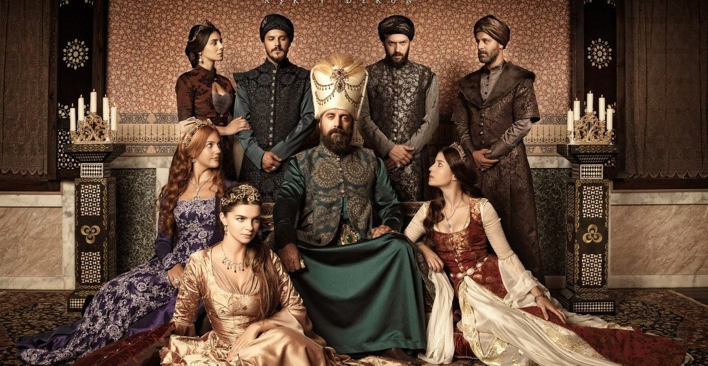 Sultan Suleiman Wife, Daughter, Sisters, Sons TV Show Cast