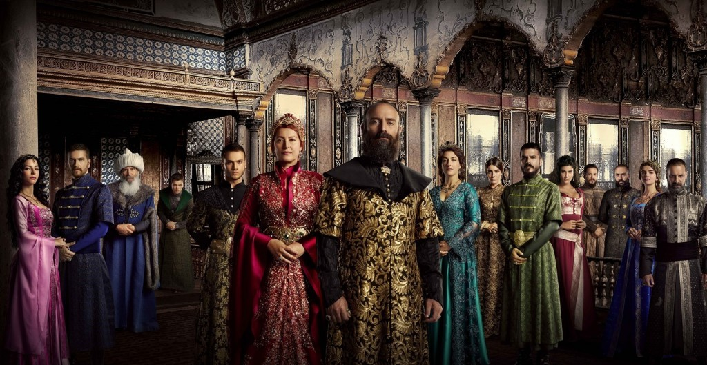 Suleiman TV Show Poster Full Cast Suleiman The Magnificent Facts