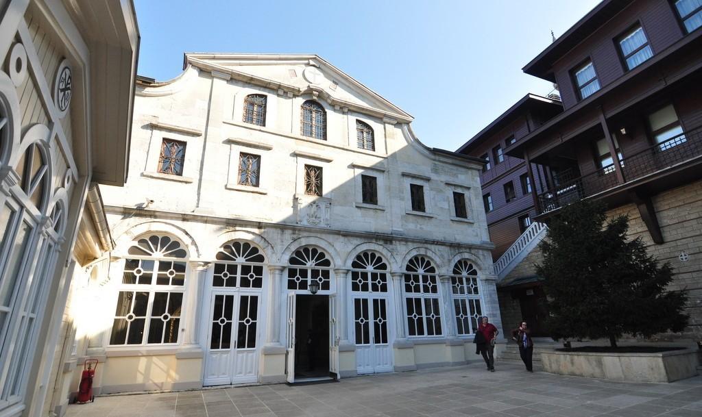 Fener Greek Orthodox Patriarchate in Istanbul