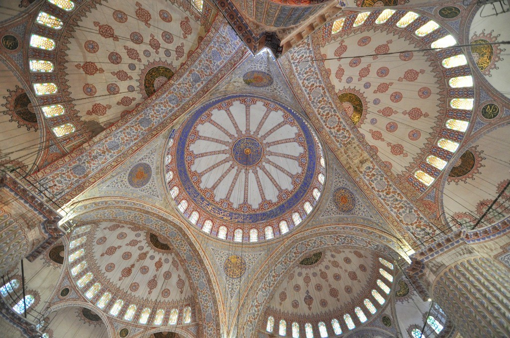 Istanbul Old City Private Walking Tour Sultanahmet Blue Mosque 2018