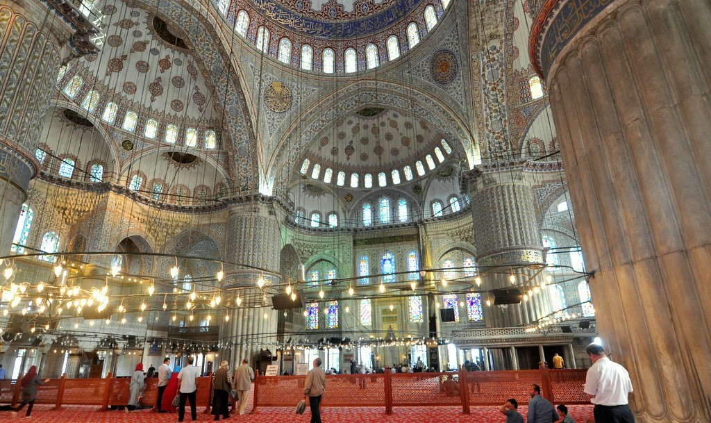 Places to Visit in Sultanahmet