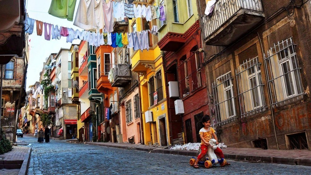 Fener Balat Walking Tour