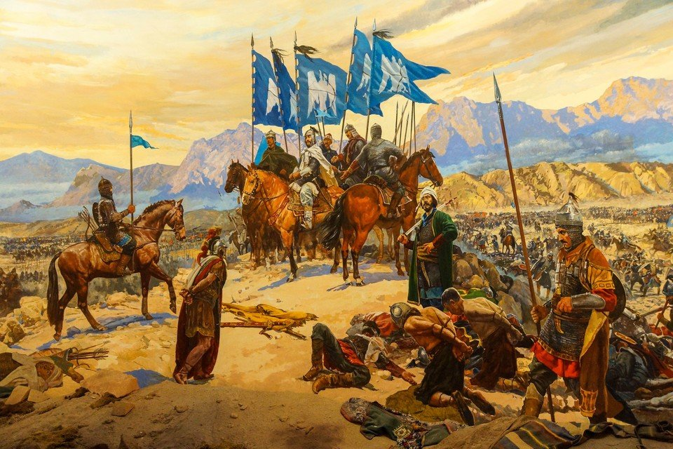 Summary of the Battle of Manzikert in 1071