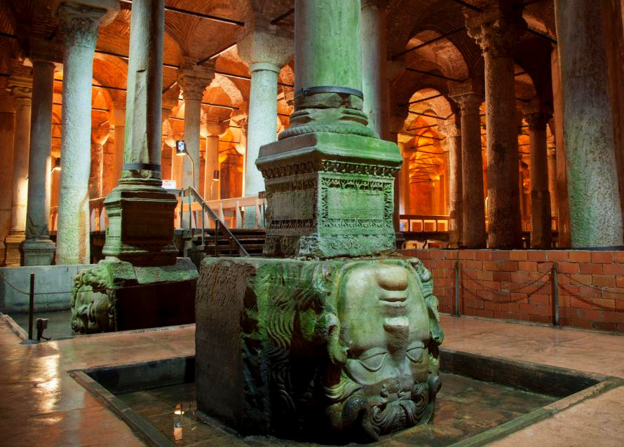 Istanbul Museum Pass - Basilica Cistern