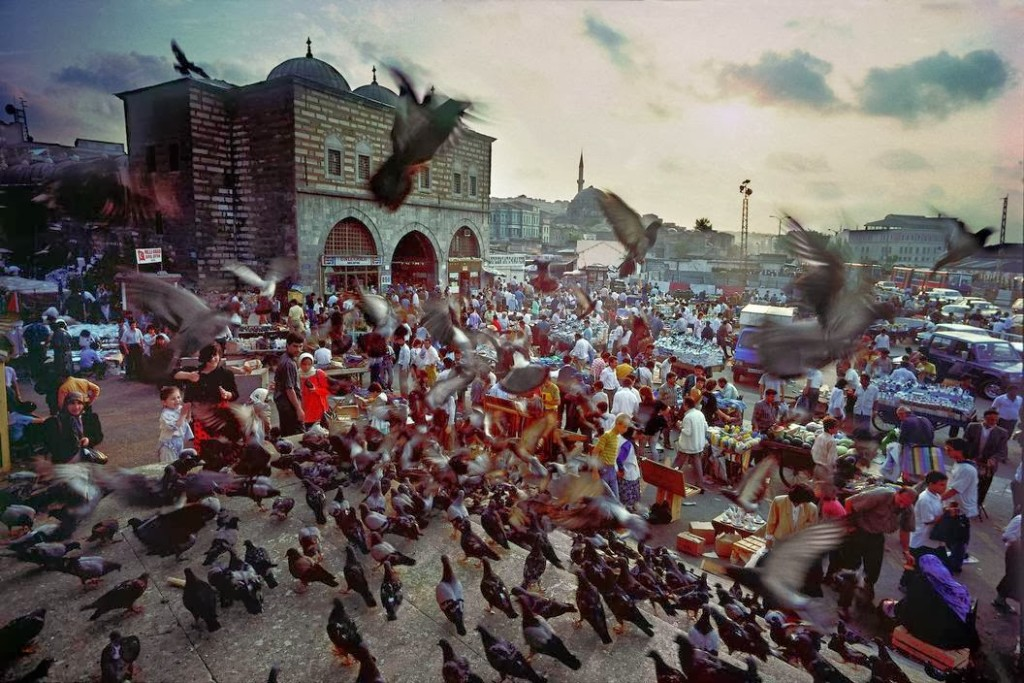 How to Get to Eminonu, Spice Bazaar from Taksim Square