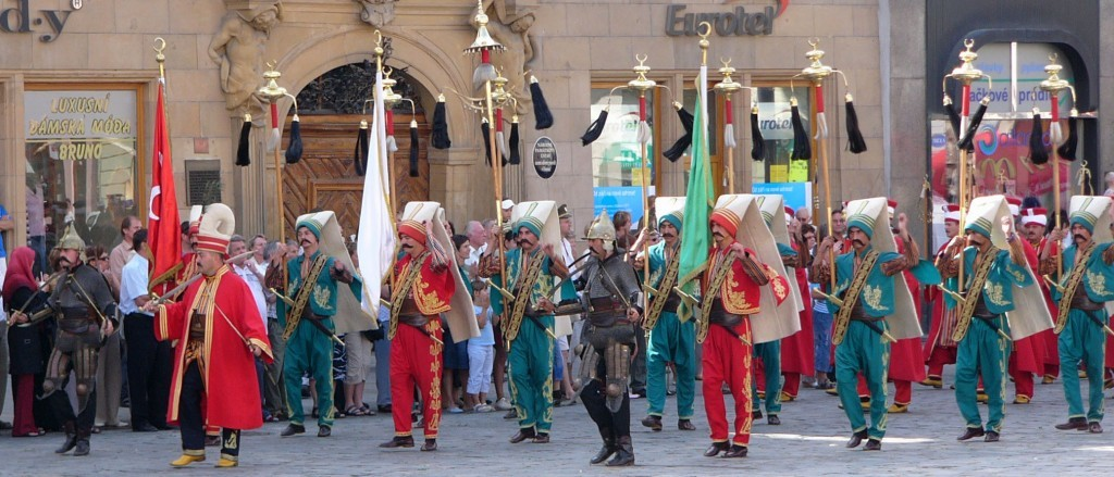 Brief History Of The Ottoman Empire Ottoman Army Band