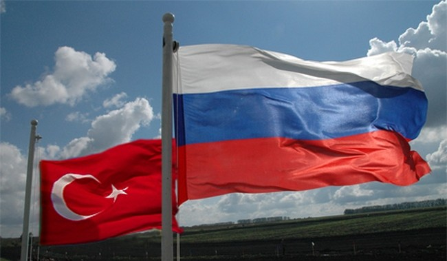 History Of Turkey And Russia Relations The Flags