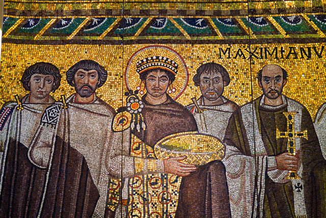 byzantine empire emperor justinian Of emperor justinian i (born 482 reign 527–65) (  bordered nearly the entire  mediterranean sea, a size unrivalled in byzantine history from that point onward.