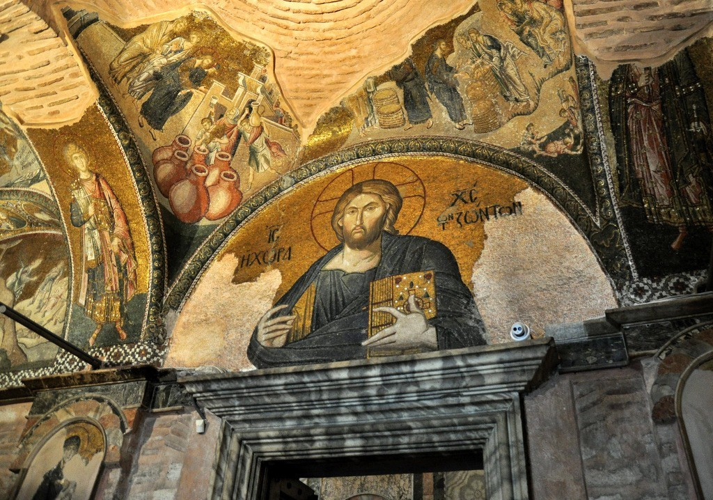 Best Museums To Visit In Istanbul Chora Church