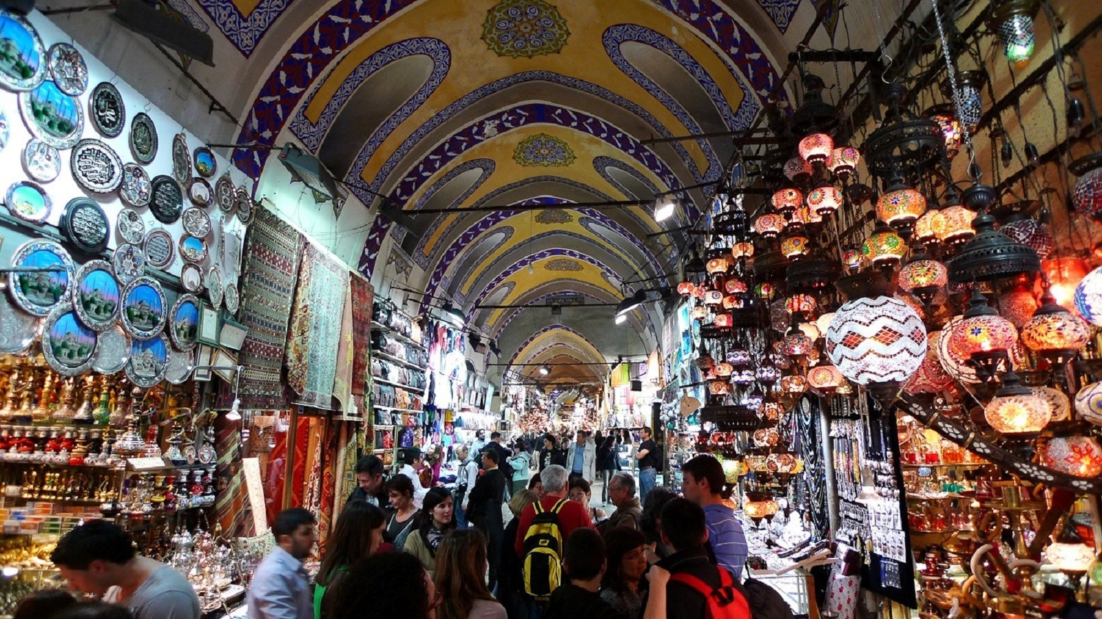 best places to go in istanbul for shopping