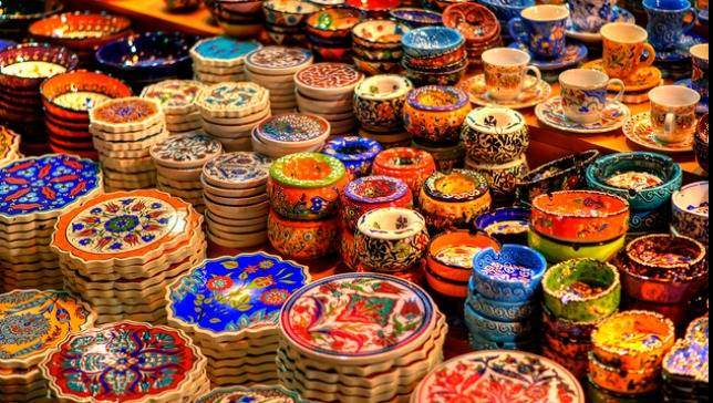 istanbul Grand Bazaar Shopping Tips - What To Buy?