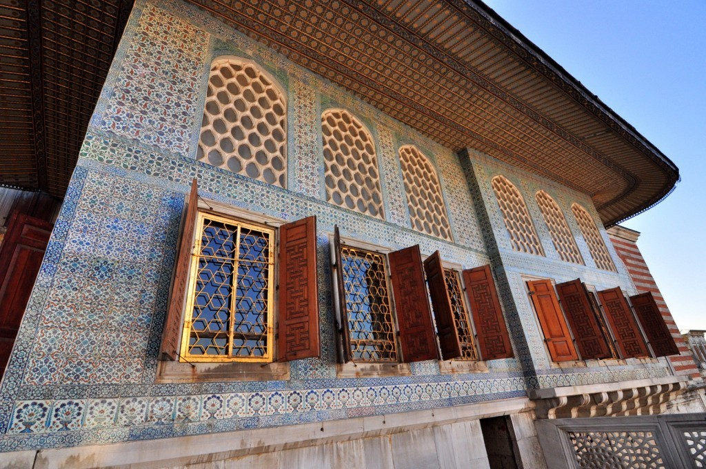 Topkapi Palace Harem Rooms Crowned Prince Rooms