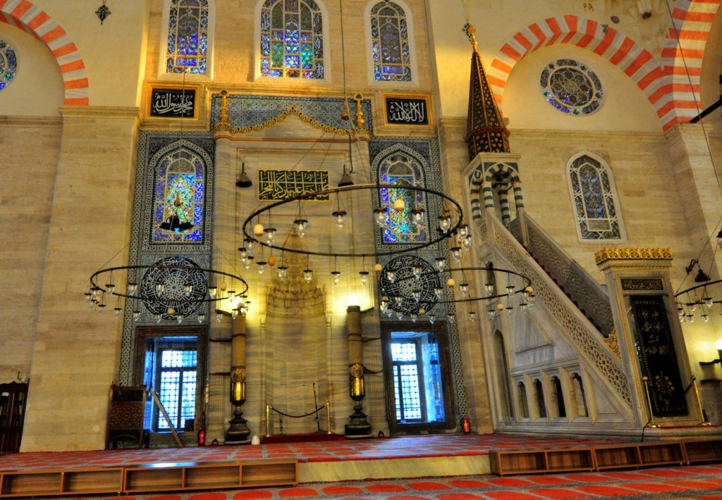 Ottoman Turkish Islamic Mosque Structure And History Suleymaniye