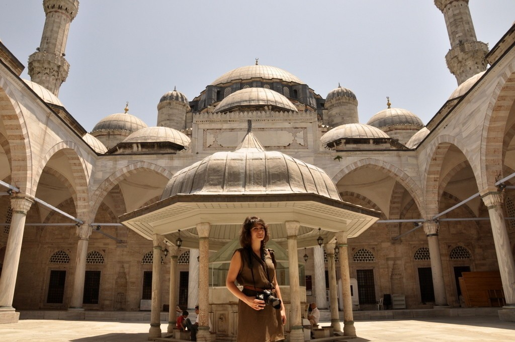 Most Beautiful Mosques to Visit in Istanbul