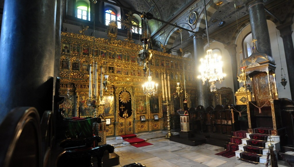 Church of St. George in Fener Istanbul