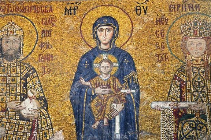 Hagia Sophia constantinopla