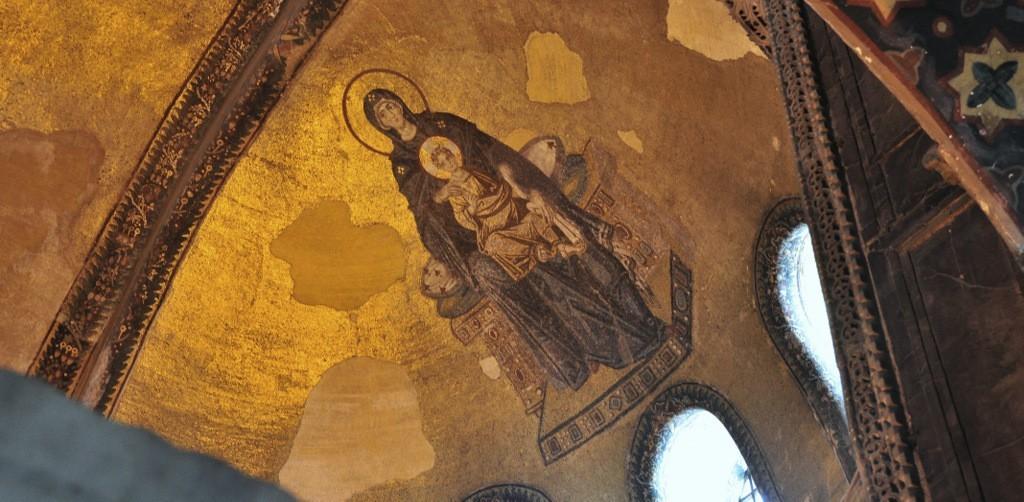 Hagia Sophia Mosaics