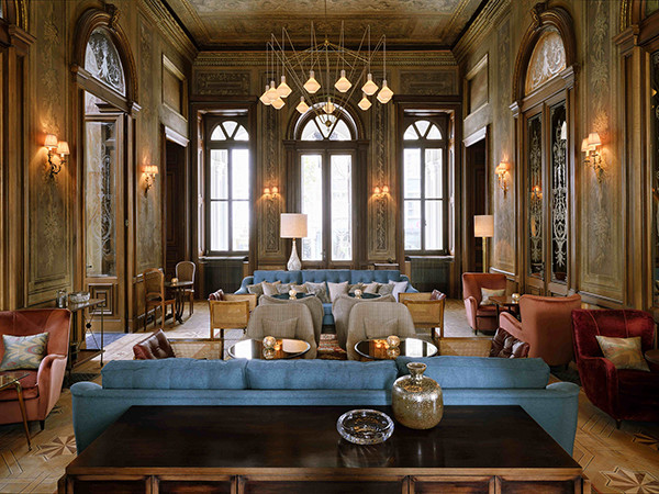 Soho house hotel istanbul review istanbul clues for Decor hotel istanbul