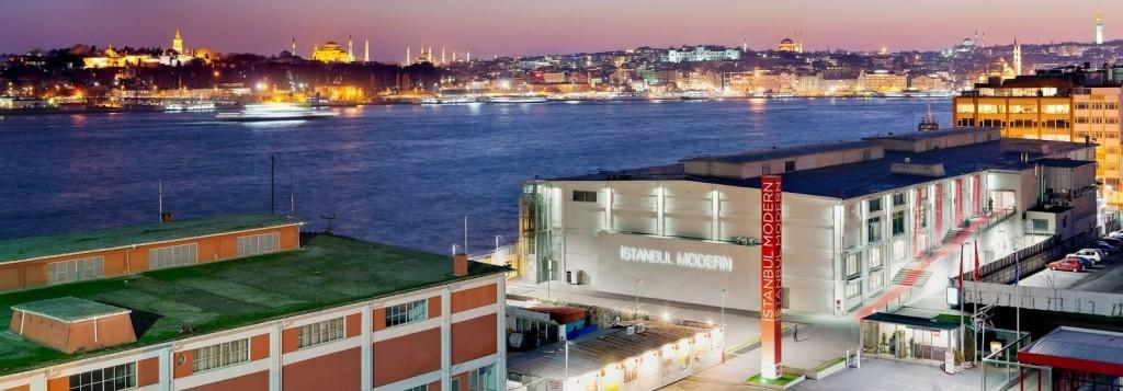 İstanbul Müzeleri Modern Sanat Müzesi Tophane-Fındıklı-Karaköy