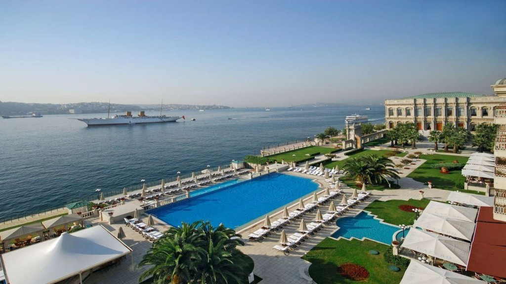 istanbul 5 star hotels with bosphorus view