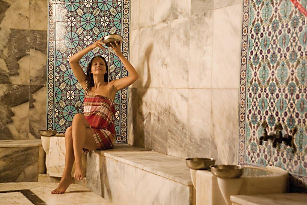 Best Turkish Baths in istanbul Sultanahmet, Taksim