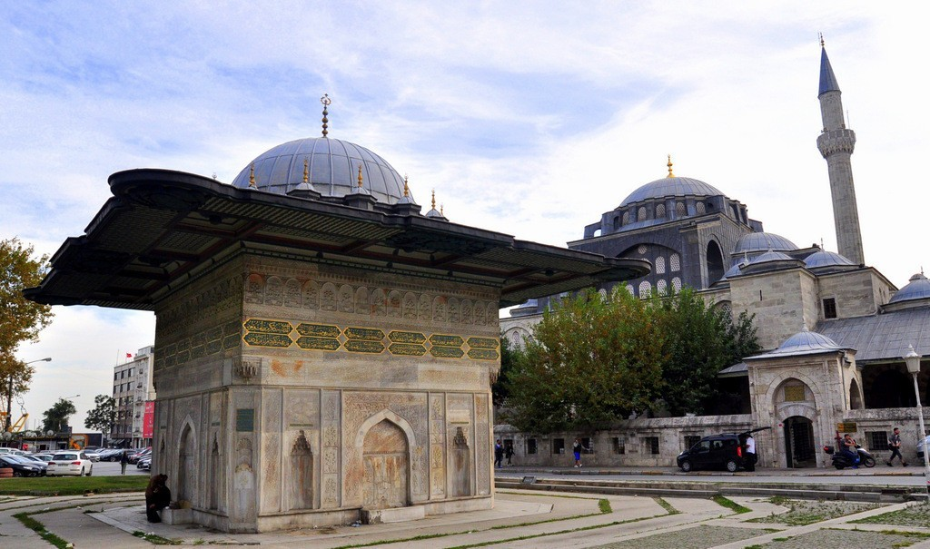 How to Get from Taksim to Karakoy, Tophane