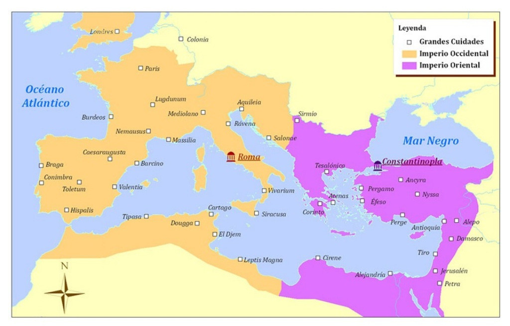 Byzantine Empire Facts, Religion, Flag, Art The West