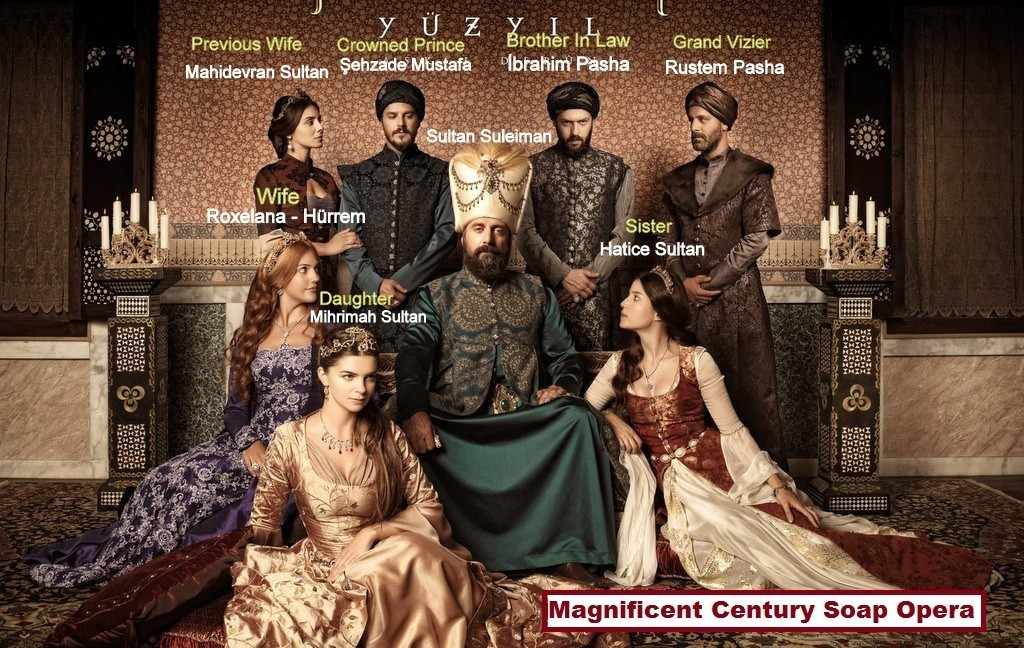 Sultan Suleiman TV Show Known as Magnificent Century