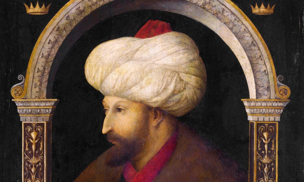 Sultan Mehmed The Conqueror Facts Gentile Bellini Portrait