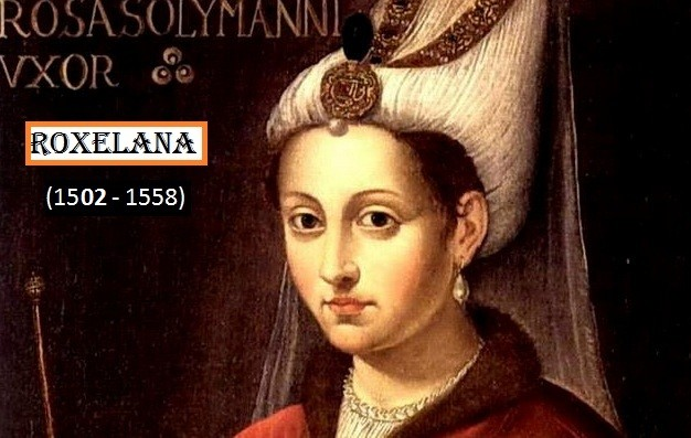 Roxelana Alexandra or Hurrem Sultan wife of Suleiman