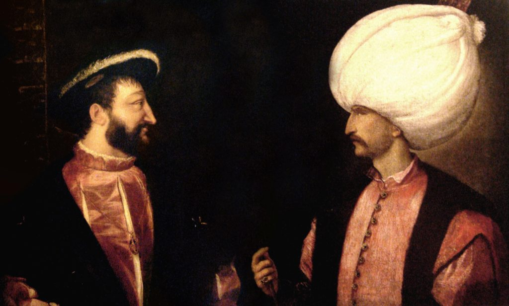 Sultan Suleiman The Magnificent and his achivements
