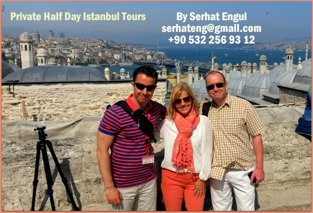 Half Day Private Walking Tours in Istanbul