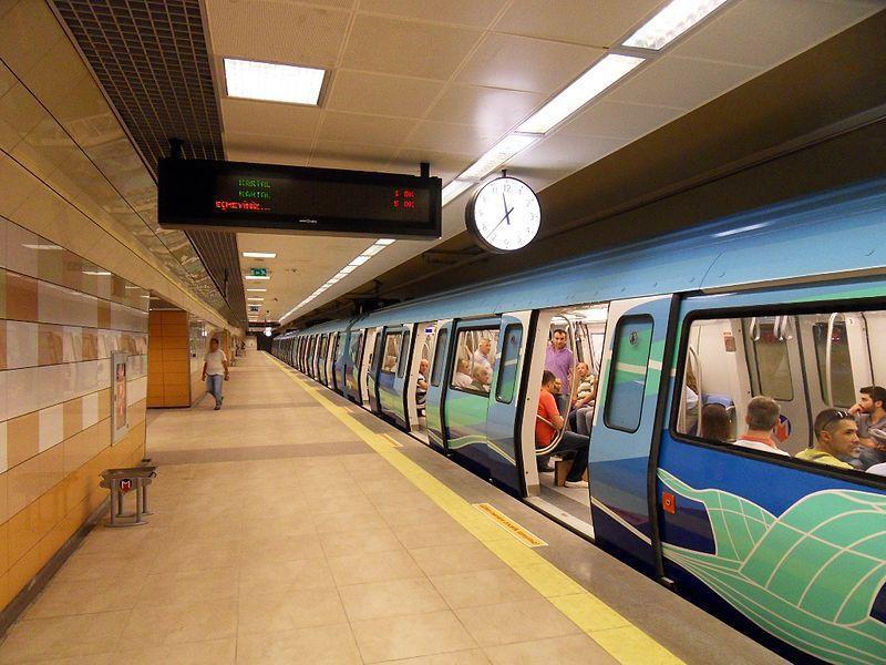 Istanbul New Airport Metro