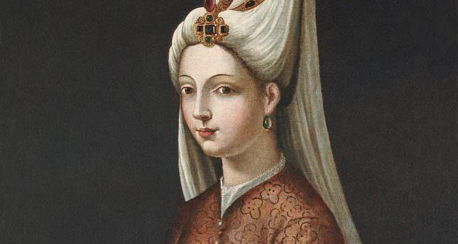 Mihrimah Sultan - Daughter of Sultan Suleiman and Hurrem Sultan