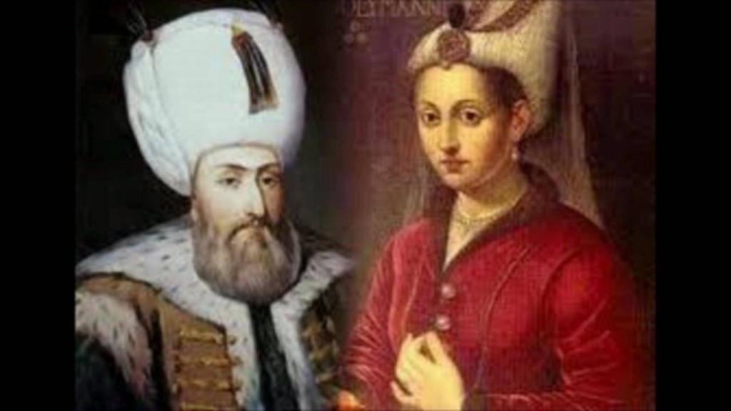 Sultan Suleiman Wife, Daughter, Sisters, Sons Roxelana Hurrem Sultan
