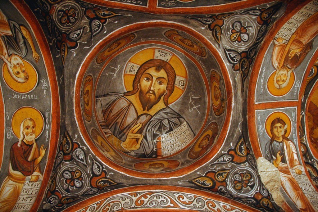 Monasteries of Cappadocia