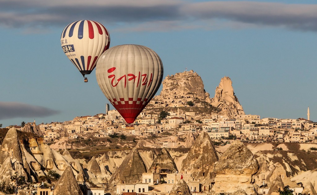 Things to do in Turkey Cappadocia Fairy Chimneys Photo