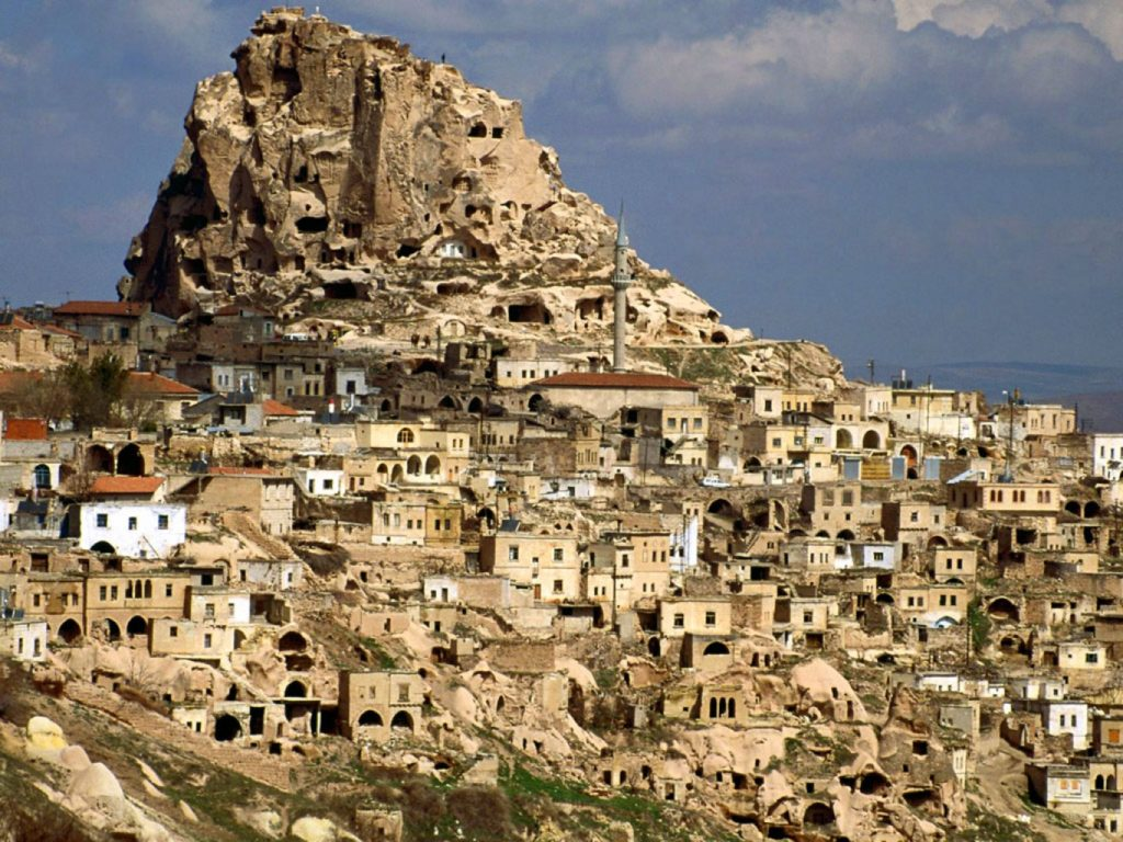 Cappadocia Private Tour Guide Cave Hotels And Volcanic Lands