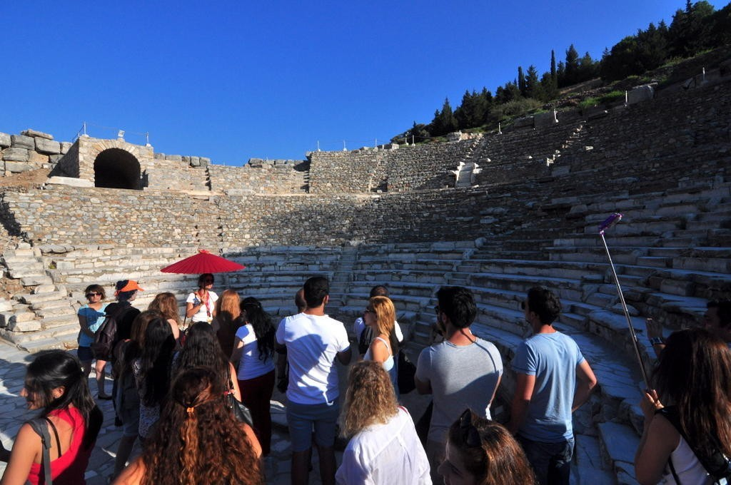 Ephesus Private Tour Guide - Ephesus Antique Theatre Visits
